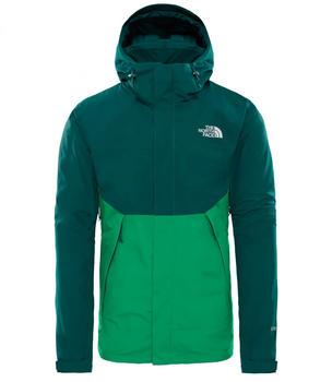 The North Face Mountain Light II Shell Jacket Men botanical garden green