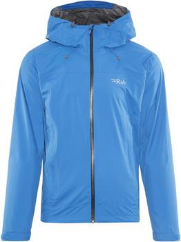 Rab Downpour Jacket Men Blue