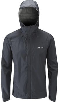 Rab Downpour Jacket Men Black