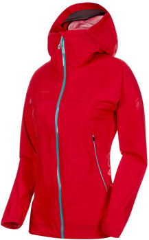 Mammut Masao Light HS Hooded Jacket Women (1010-26890) ruby-waters