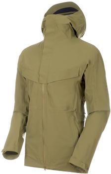 Mammut Zinal Hardshell-Jacket Hooded Men (1010-26960) olive