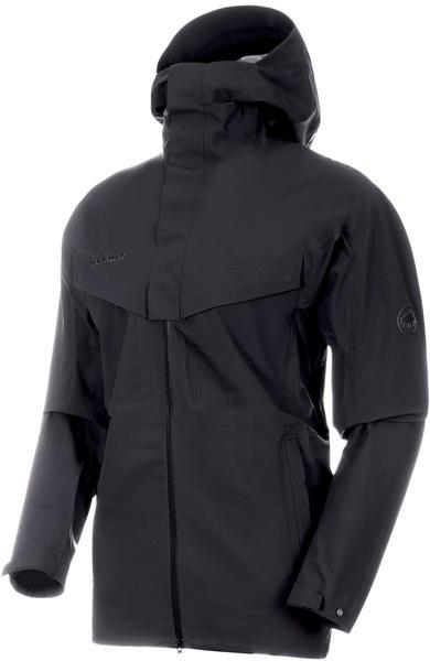 Mammut Zinal Hardshell-Jacket Hooded Men (1010-26960) black