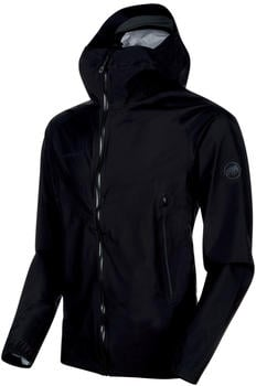 Mammut Masao Light Hardshell-Jacket Hooded Men (1010-26880) black-phantom