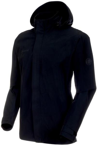 Mammut Trovat Hardshell-Jacket Hooded Men (1010-26790) Black