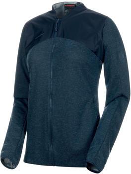 Mammut Alvra Midlayer-Jacket Women (1014-00760) Peacoat Melang-Peacoat
