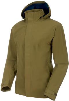 Mammut Trovat Hardshell-Jacket Hooded Men (1010-26790) Olive