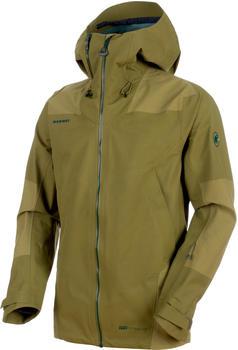 Mammut Alvier Armor Hardshell Jacket clover