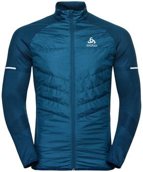 Odlo IRBIS HYBRID SEAMLESS X-Warm Jacket Men (370982) Blue