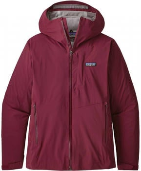 Patagonia Women's Stretch Rainshadow Jacket (2019) arrow red