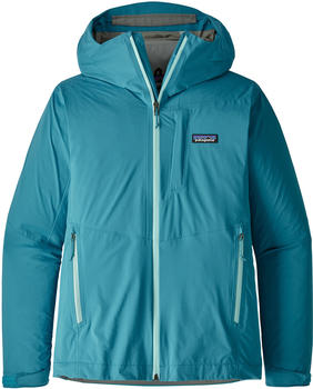 Patagonia Women's Stretch Rainshadow Jacket (2019) mako blue