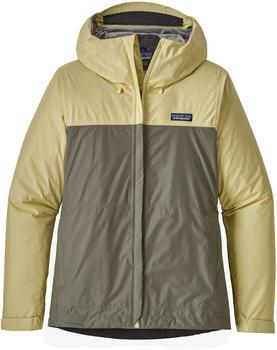 Patagonia Women's Torrentshell Jacket resin yellow