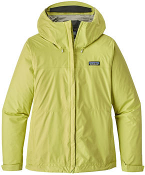 Patagonia Women´s Torrentshell Jacket celery green