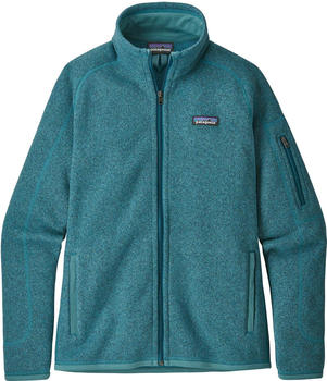 Patagonia Women's Better Sweater Fleece Jacket (25542) tasmanian teal