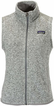 Patagonia Women's Better Sweater Fleece Vest birch white