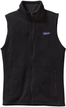 Patagonia Women´s Better Sweater Fleece Vest black