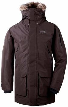 Didriksons Marcel Men's Parka chocolate brown