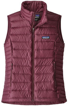 Patagonia Women´s Down Sweater Vest dark currant