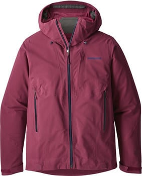 Patagonia Women's Galvanized Jacket arrow red