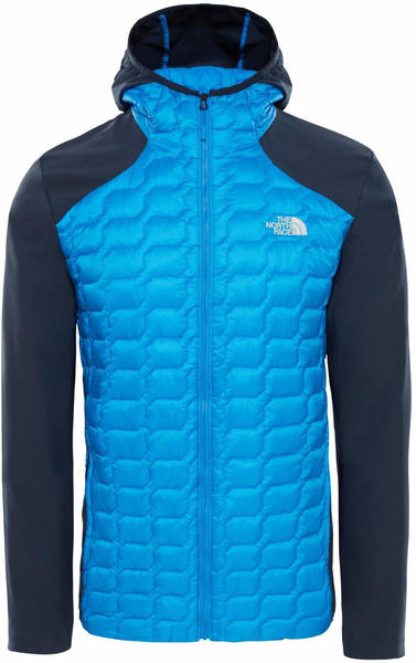 The North Face Men's Thermoball Hybrid Hoodie Jacket bomber blue/urban navy