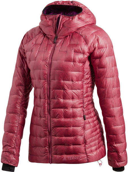 Adidas Terrex Climaheat Women's Jacket trace maroon
