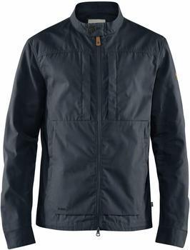 fjaellraeven-kiruna-lite-jacket-dark-navy