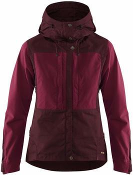 fjaellraeven-keb-jacket-w-dark-garnet-plum