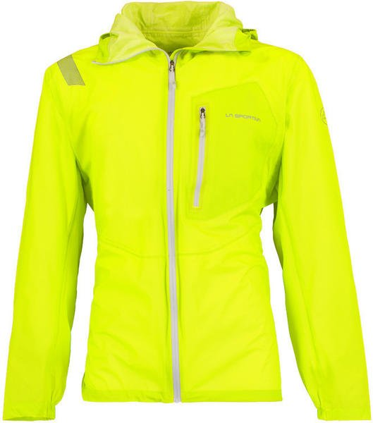 La Sportiva Hail Jacket Men apple green