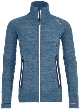 Ortovox Fleece Light Melange Jacket Women (87048) night blue blend