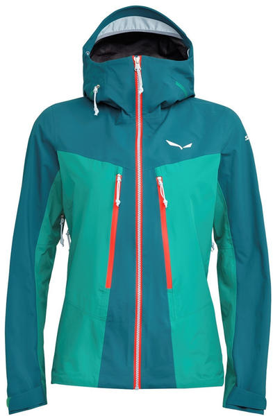 Salewa Ortles 3 GTX Pro Jacket W teal