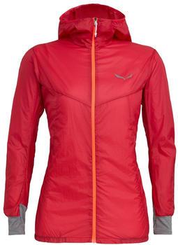 Salewa Pedroc Wind Jacket W rose red