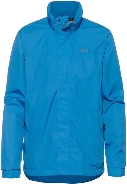 CMP Waterproof Jacket in Ripstop fabric (39X7367) indigo