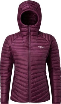 Rab Womens Cirrus Flex Hoody Berry