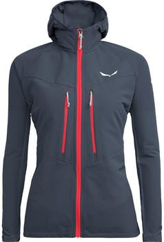 Salewa Agner DST Engineered Jacket Women ombre blue