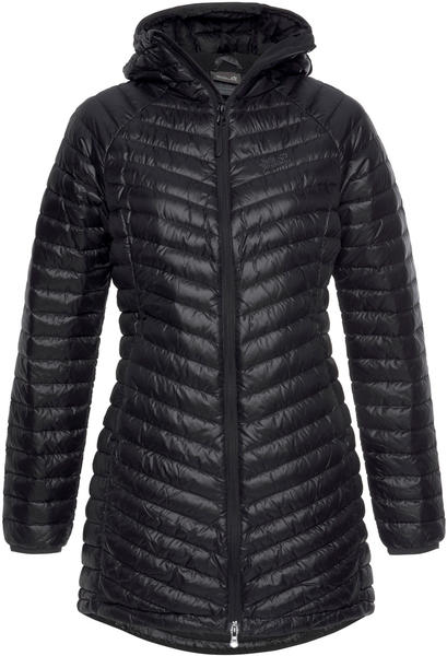 Jack Wolfskin Atmosphere Coat W (1204691) black