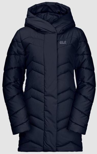 Jack Wolfskin Kyoto Coat W (1204941) midnight blue