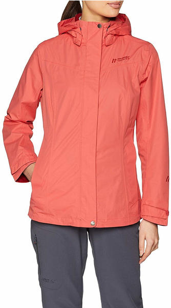 Maier Sports Funktionsjacke Metor W spiced coral