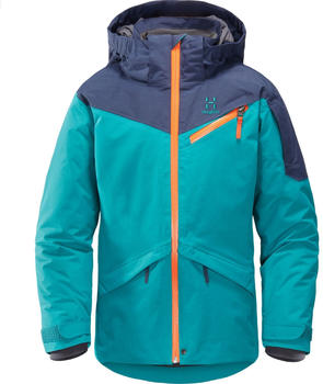 hagloefs-kids-niva-insulated-jacket-alpine-green-tarn-blue
