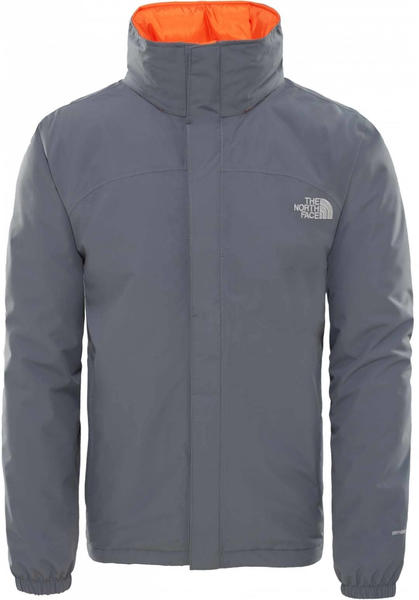 The North Face Men's Resolve Insulated Jacket Vanadis Grey