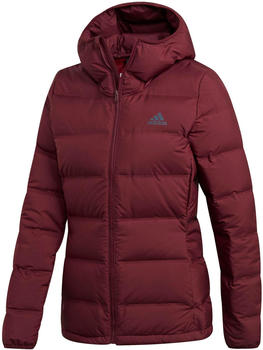 adidas-helionic-down-hooded-jacket-women-maroon