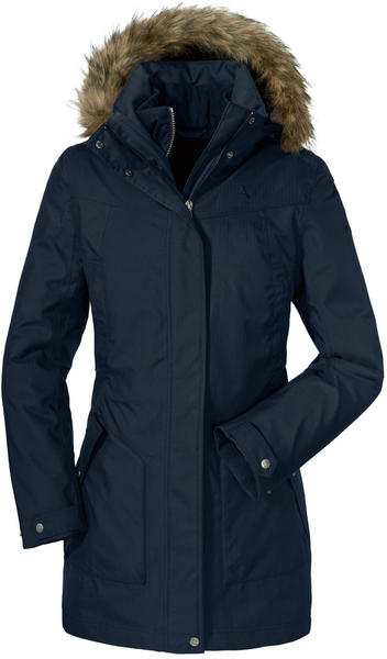 Schöffel 3in1 Jacket Genova2 (4758) Navy