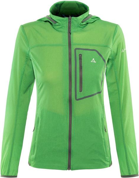 Schöffel Windbreaker Jacket L2 Women (1734) Mint Green