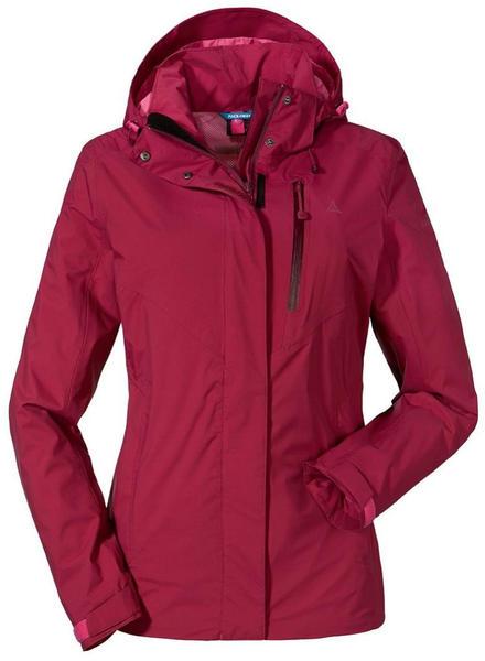 Schöffel ZipIn! Jacket Alyeska2 Women (4656) Beet Red