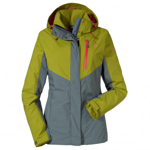 Schöffel ZipIn! Jacket Alyeska2 Women (4656) Olive