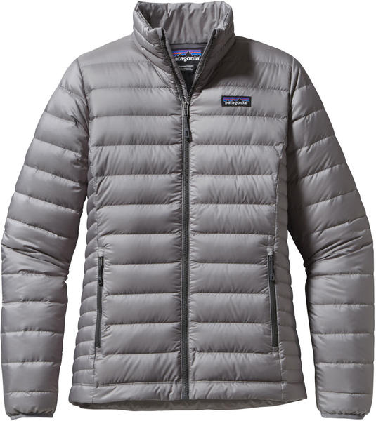 Patagonia Women's Down Sweater Jacket feather grey
