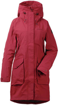 Didriksons Thelma Women's Parka element red