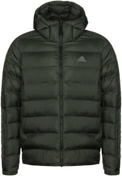 Adidas Men Lifestyle Itavic 3-Stripes 2.0 Winter Jacket legend earth (DZ1410)