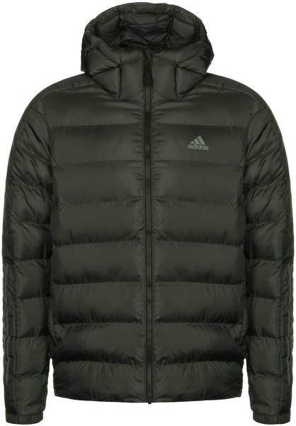 Adidas Itavic 3-Stripes 2.0 Jacket legend earth