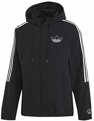Adidas Windbreaker Outline black