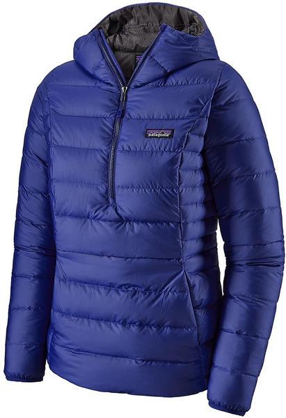Patagonia Women's Down Sweater Hoody (84665) cobalt blue