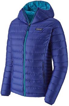 patagonia-womens-down-sweater-hoody-cobalt-blue